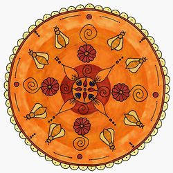 Sun Mothers Seal by Laura Perry for web.