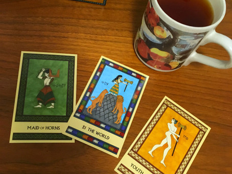 The Tarot Tradition: Two Big Questions