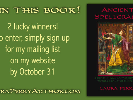 Win a copy of Ancient Spellcraft!