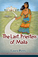 The Last Priestess of Malia front only f