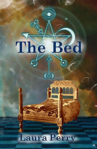 The Bed by Laura Perry book cover