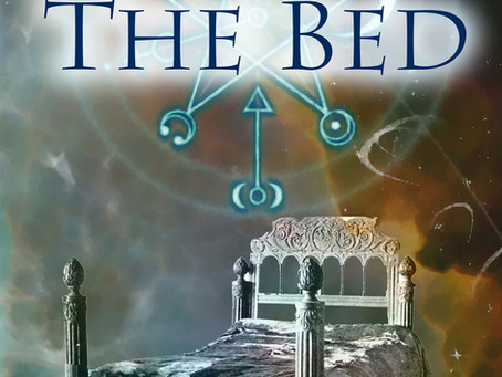 New Cover Reveal: The Bed