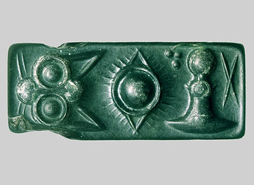 Minoan carved stone seal