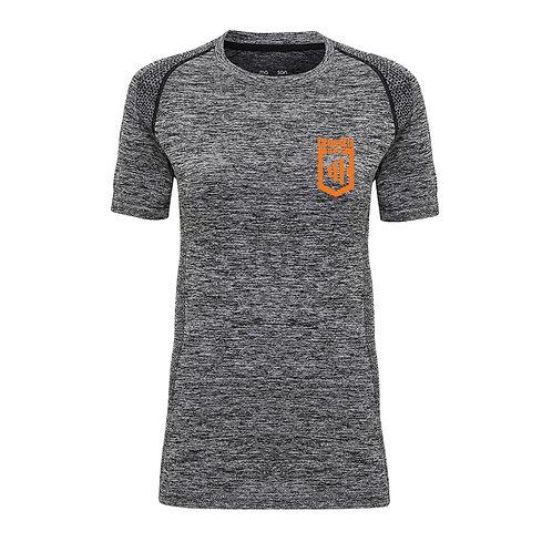 Seamless T-shirt dames