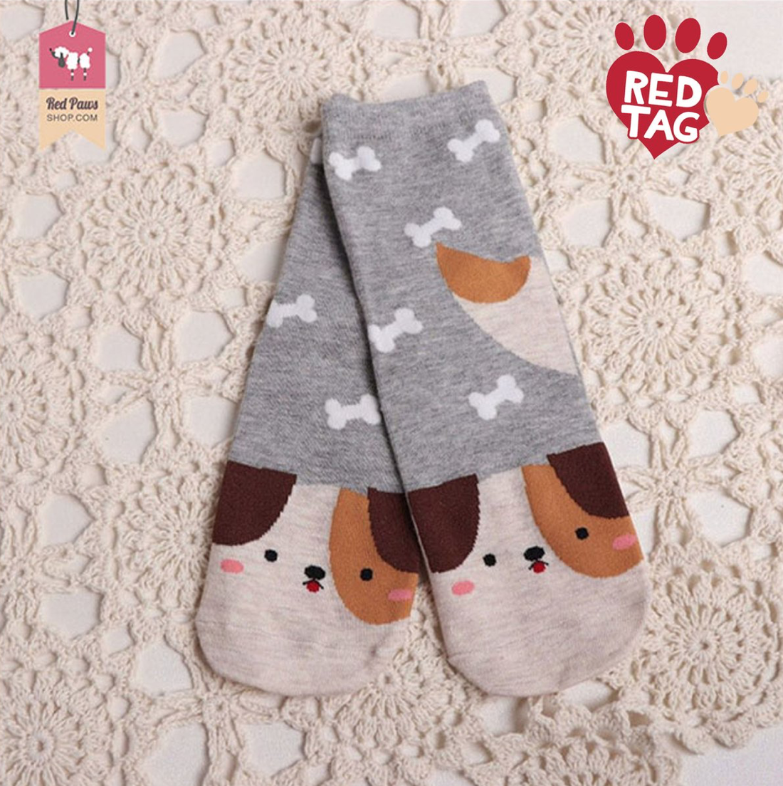 Dog & Bone Socks