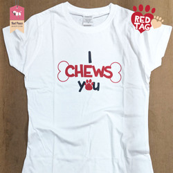 'I Chews You' T-shirt