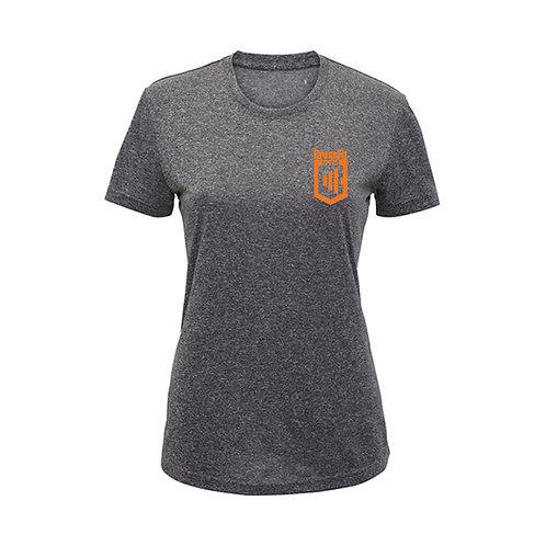 Polyester T-shirt dames