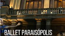 Apresentação do Ballet Paraisópolis no Metrô Tatuapé [6/12; 17h]