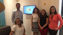 Grupo de Recursos Humanos se reúne no Exit Coworking
