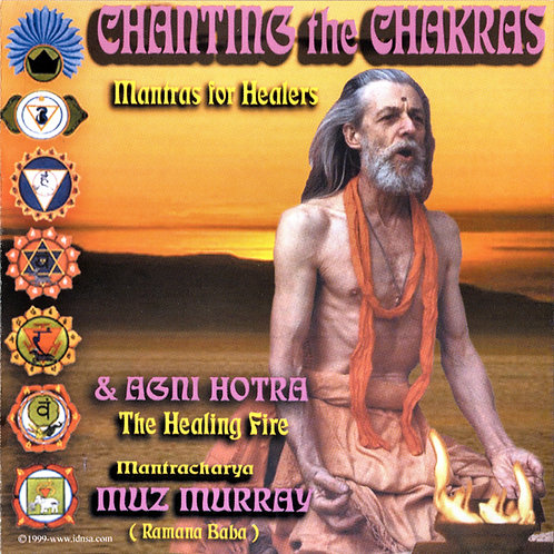 Chanting the Chakras - MP3 Album Download