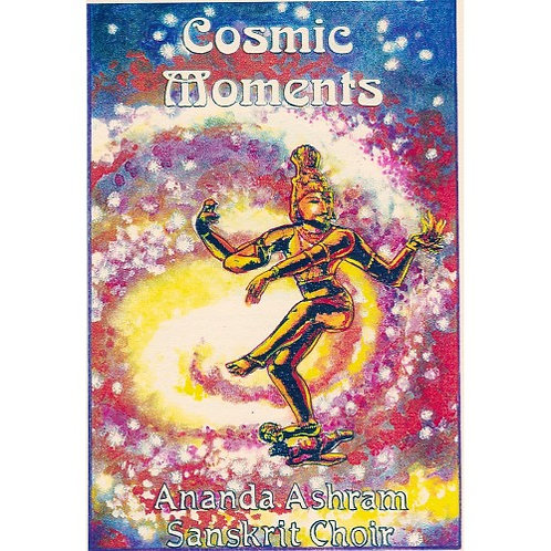 Cosmic Moments Booklet