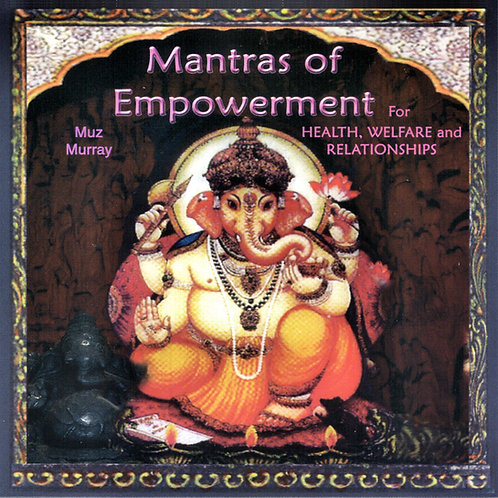 Mantras of Empowerment - MP3 Album Download
