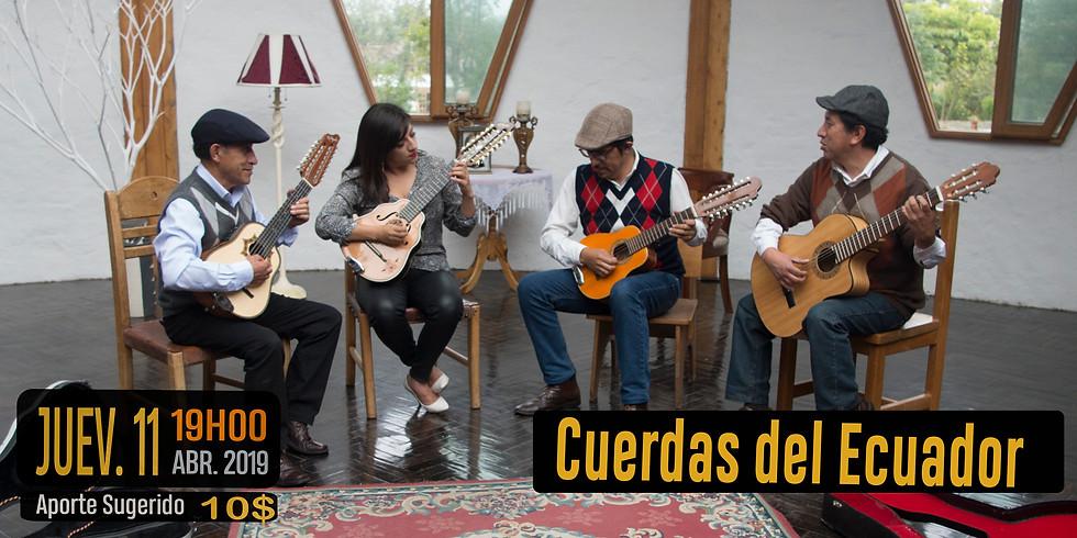 Cuerdas del Ecuador