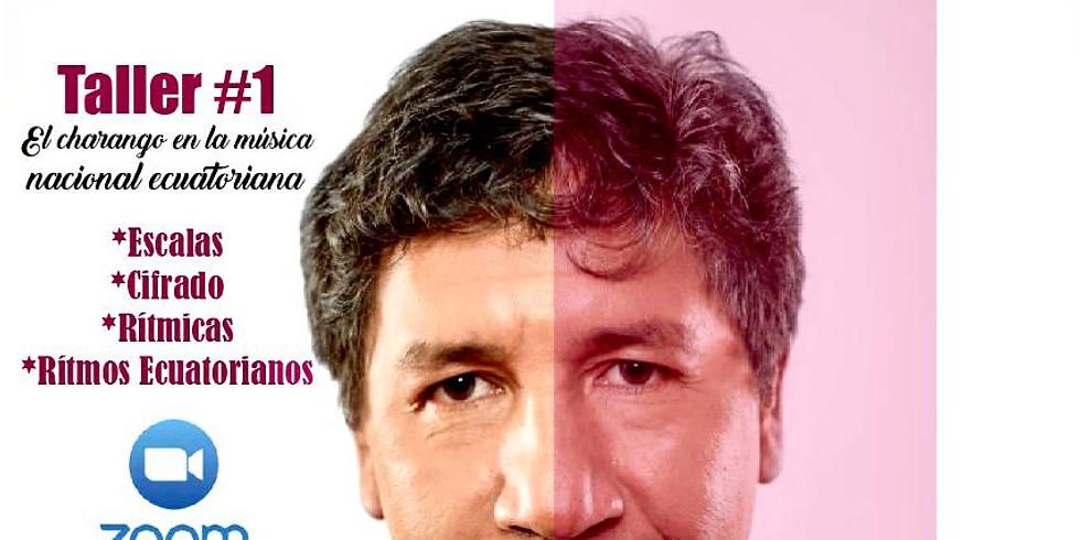 El charango en la música nacional ecuatoriana