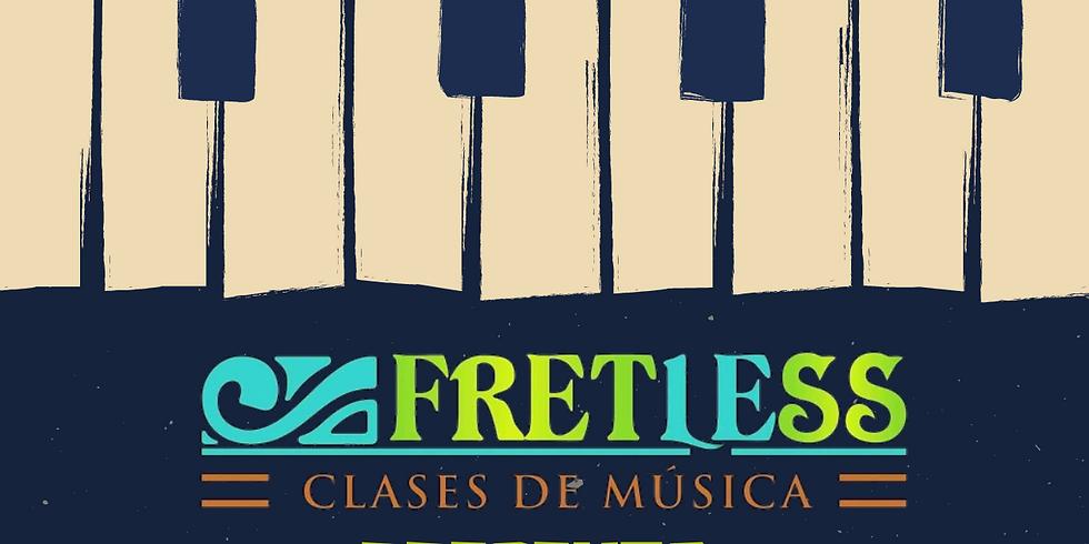 Concierto Pianistas Fretless
