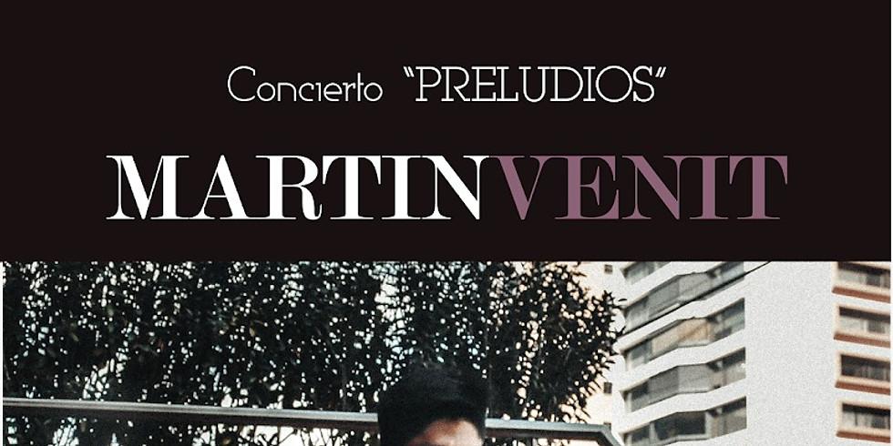 Martin Venit - Preludios