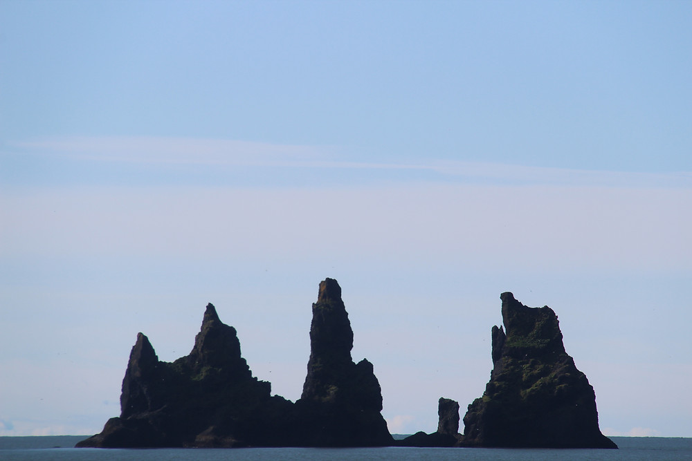 Reynisfjara , Iceland by Reb Carlson