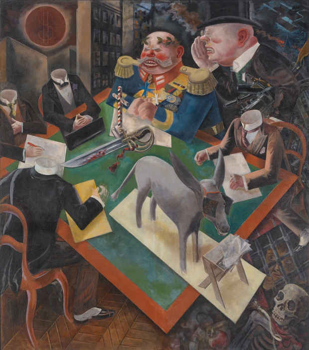 ECLIPSE OF THE SUN: ART OF THE WEIMAR REPUBLIC
