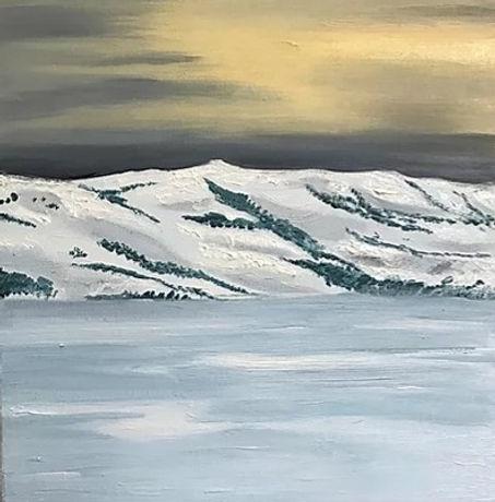 South Dakota Snowscape by Reb Carlson.jp