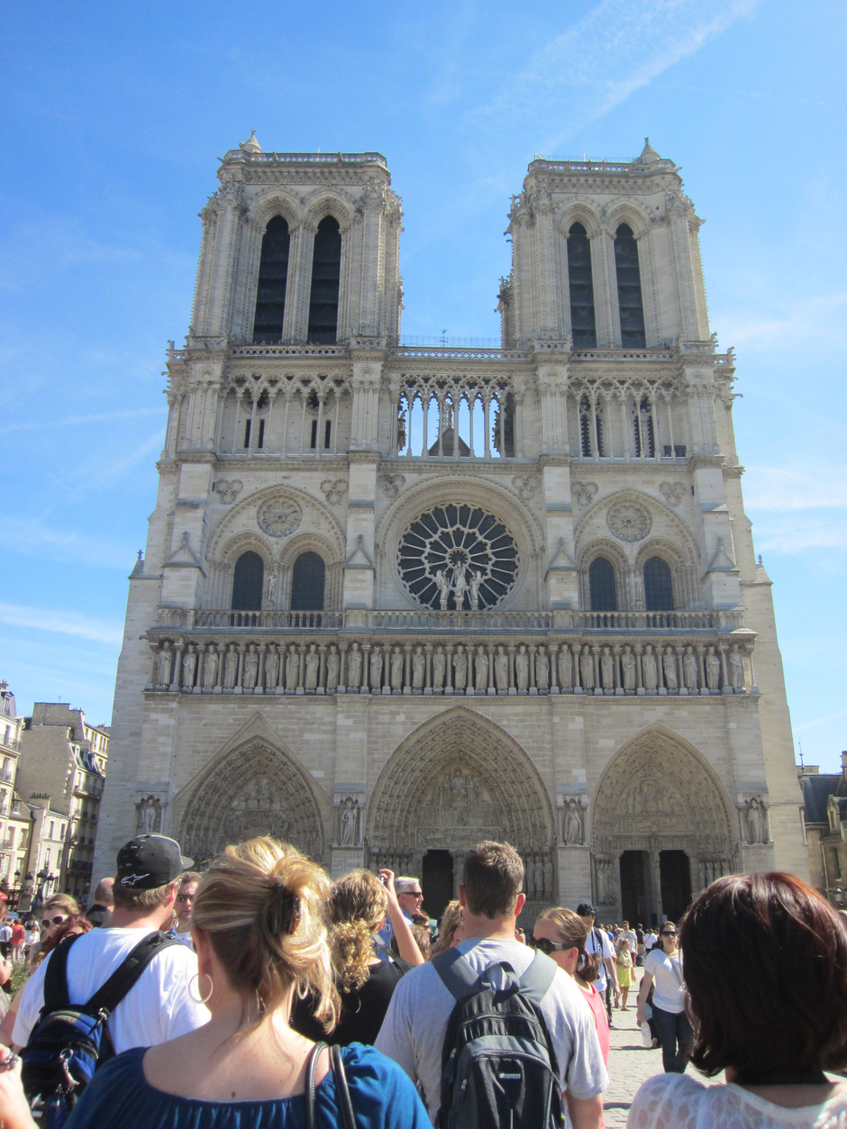 Preserving Historical, Cultural Icons: My Reaction to Notre Dame
