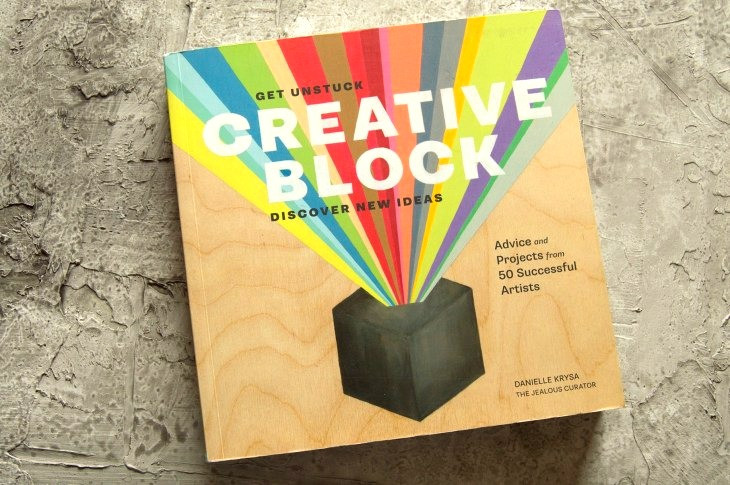Battling Creative Blocks: Resources, Tips and Tricks