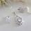 Thumbnail: Crystal Marquise Wedding Jewelry Set BRNKST5023