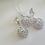Thumbnail: Cubic Zirconia Crystal Wedding Jewelry Set BRNKST5017
