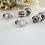 Thumbnail: Swarovski Pearl and Crystal Bridal Drop Earrings