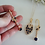 Thumbnail: Sapphire Cubic Zirconia Necklace and Earring Set BRNKST5020