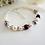 Thumbnail: Pearl Family Birthstone Clasp Bracelet MBR9004