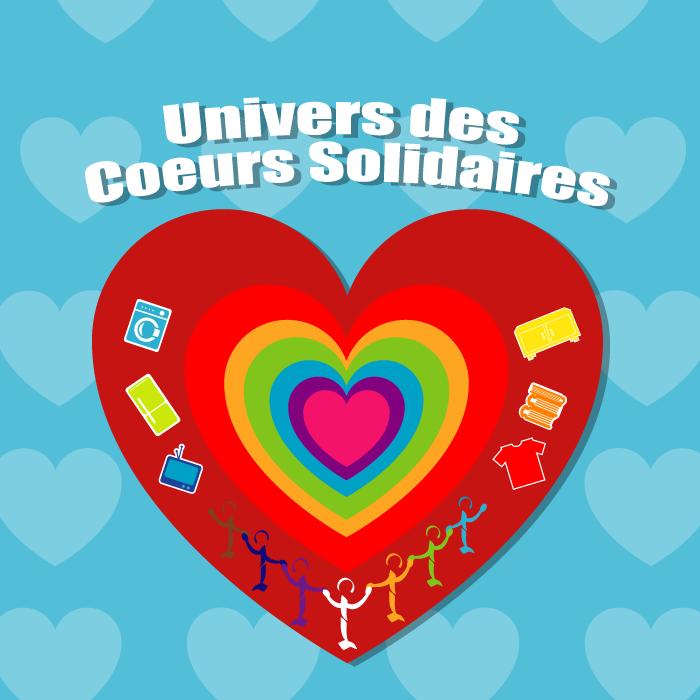 UNIVERS DES COEURS SOLIDAIRES