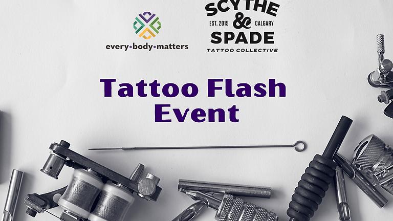 Tattoo Flash Event
