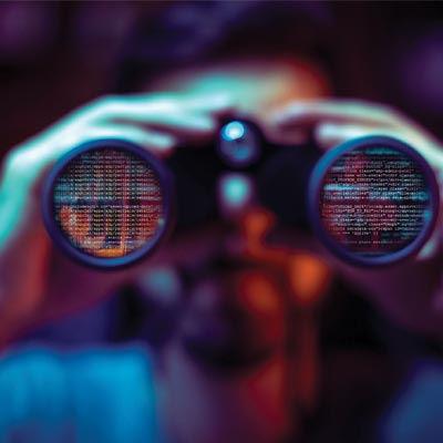 it-isac membership cybersecurity code through binoculars