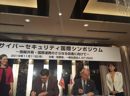 IT-ISAC Formalizes Operational Partnership with ICT-ISAC Japan