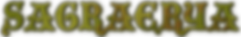 SAGRAERYA é uma saga literária de fantasia escrita por Sario Ferreira que gira em torno da história do paladino Sagrarius e sua jornada de redenção pelo mundo fictício de Arya. A ideia foi amadurecida pelo constante contato com histórias fantásticas e com