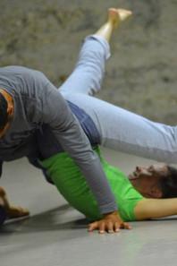 Stage Danse Contact Improvisation et BMC