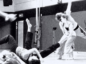 Stage de Contact Improvisation à Rennes