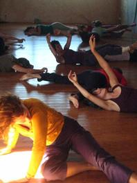 Cycle d'ateliers en Body-Mind Centering®