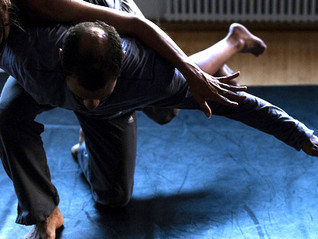 Stage Danse Contact Improvisation et BMC® à St-Julien-Molin-Molette