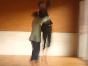 Contact Improvisation et Underscore à Dijon