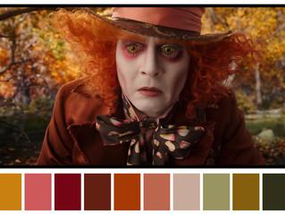DICA: Escolha paleta de cores através de cenas de filmes!