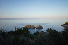 L'anse de la Palud, au cœur du Parc National de Port Cros