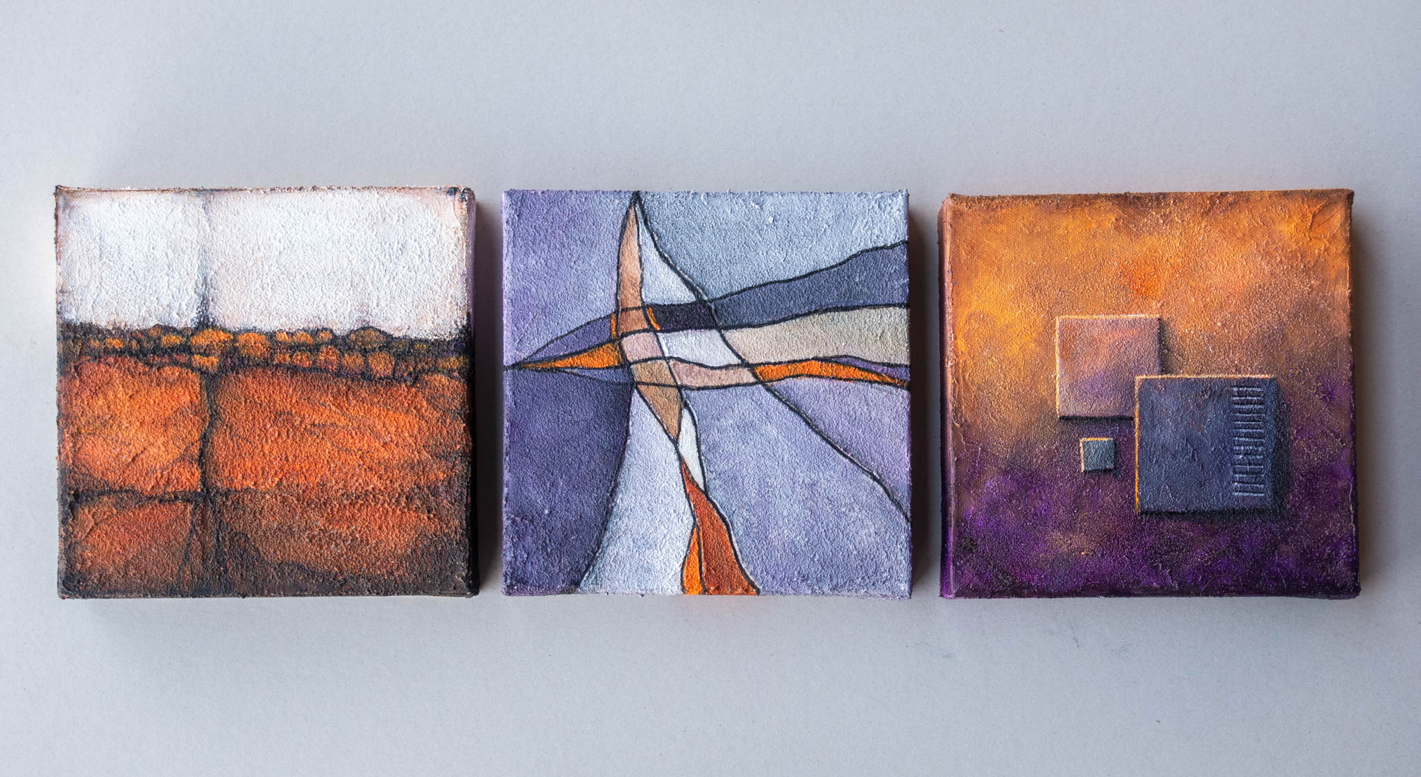 Mini paintings