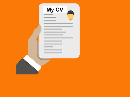 Is your  CV up to scratch for when lockdown is lifted?
