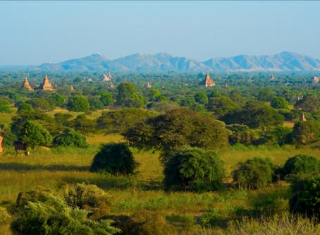 Myanmar an emerging destination.