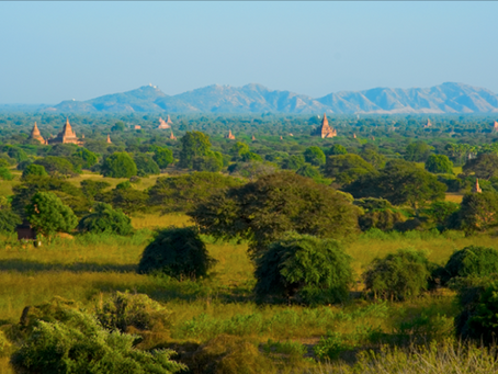 Myanmar an emerging destination.