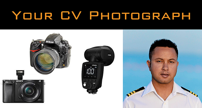 How to take  great CV photo.