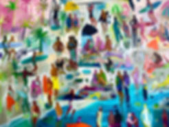 Playlife Oil on Linen 122 x 92 cm  .jpg