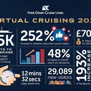 Virtual cruises prove winner for Fred.Olsen