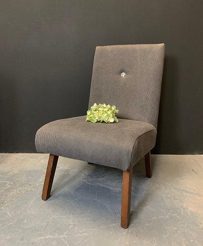 Beautiful low bedroom chair
